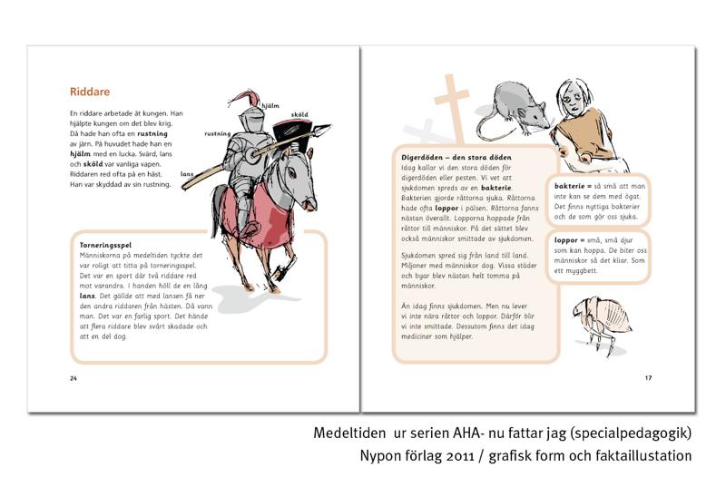 Medeltiden / Nypon förlag
