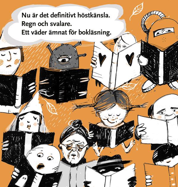 Bokgenrebild
